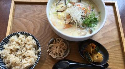 Photo of Vegetarian / Vegan Restaurant Mumokuteki Cafe & Foods at 御幸町通り六角下ル伊勢屋町351, 京都市 604-8066, Japan