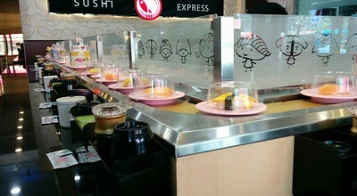 Photo of Sushi Restaurant 争鲜回转寿司 Sushi Express at 2 Guangzhou Rd., Nanjing, Ji, China