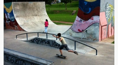 Photo of Skate Park Parque de Skate | Parque do Povo at Av. Quatorze De Setembro, Presidente Prudente, Brazil