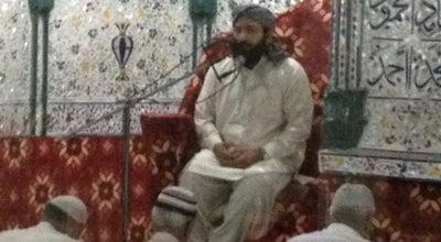 Photo of Mosque Jamia Masjid Noor Ul Huda at Nizam Block, Pakistan