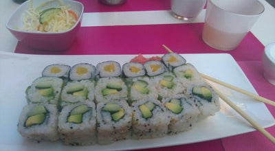 Photo of Sushi Restaurant Sushi World at Louvain-la-Neuve, Belgium
