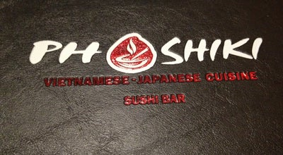 Photo of Asian Restaurant Phoshiki at 2991 25th St, Columbus, IN 47203, United States