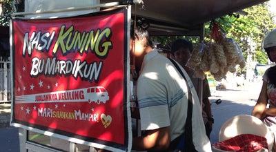Photo of Asian Restaurant Nasi Kuning Ibu Mardikun at Jl Amir Hamzah, Mataram, Indonesia