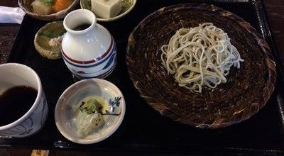 Photo of Japanese Restaurant 手打ち蕎麦 繁 at 黒鳥町2-16-13, 和泉市, Japan