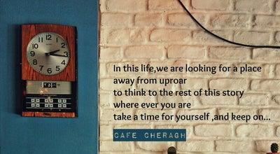 Photo of Cafe Cheragh Cafe | کافه چراغ at Motahari St., Isfahan, Iran