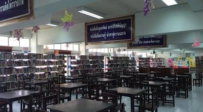 Photo of Library ห้องสมุดโรงเรียนเบญจมราชูทิศ ราชบุรี at Thailand