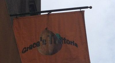 Photo of Italian Restaurant Grace's Trattoria at 201 E 71st St, New York, NY 10021, United States