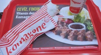 Photo of Argentinian Restaurant Komagene Maltepe at Turkey