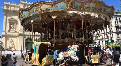 Photo of Theme Park Ride / Attraction Grand Carrousel at Marseille, France