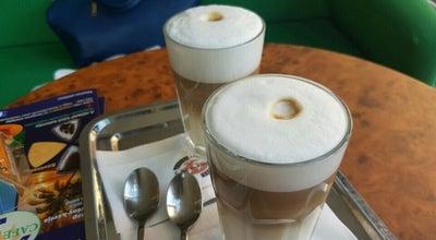 Photo of Coffee Shop Cafe Frei at Gábor Dénes U. 2., Budapest 1117, Hungary