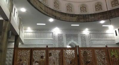Photo of Mosque Masjid Baiturrahmah at Kampung Keuramat, Banda Aceh, Indonesia