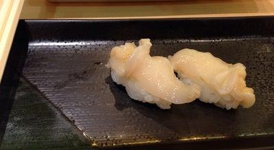Photo of Sushi Restaurant にぎり鮨 魚魚 at 栄町25-1, 川西市 666-0033, Japan