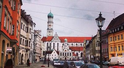 Photo of Church St. Ulrich at Ulrichsplatz 9, Augsburg 86150, Germany