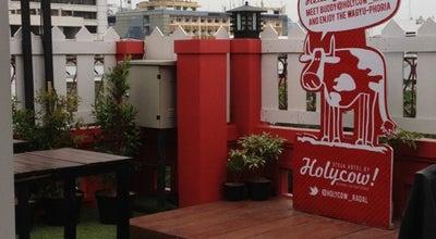 Photo of Steakhouse Steak Hotel By Holycow! TKP Sabang at Seremanis, Jakarta Pusat 10340, Indonesia