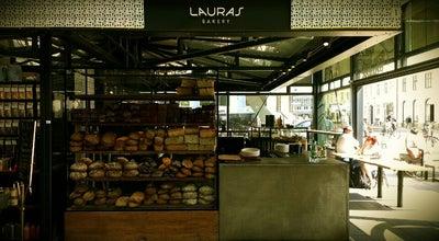 Photo of Cafe Laura's Bakery at Torvehallerne Kbh, Frederiksborggade 21, Copenhagen 1360, Denmark