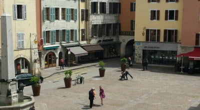 Photo of Plaza Place Notre-Dame at Place Notre-dame, Annecy 74000, France