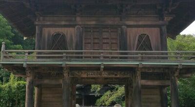 Photo of Historic Site 市指定重宝 国分寺楼門 at 西元町1-13-16, 国分寺市 185-0023, Japan