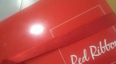 Photo of Bakery Red Ribbon at Sm City Lipa, Lipa City, Philippines