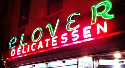 Photo of Deli / Bodega Clover Delicatessen at 621 2nd Ave, New York, NY 10016, United States