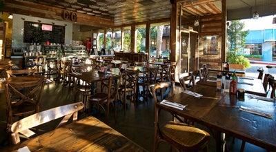 Photo of Mediterranean Restaurant Crimson at 2901 Ocean Park Blvd, Santa Monica, CA, Ca 90405, United States