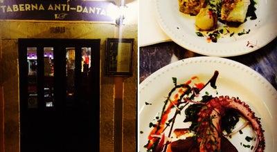 Photo of Portuguese Restaurant Taberna Anti-Dantas at Rua São José, 196, Lisboa, Portugal