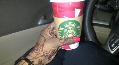 Photo of Coffee Shop Starbucks at Sharjah Buheira Corniche, Sharjah, United Arab Emirates