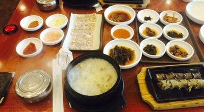 Photo of Korean Restaurant 청암순대 at South Korea