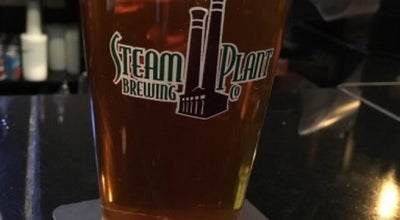 Photo of Brewery Steam Plant Brewing Company at Spokane, WA, United States