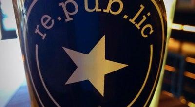 Photo of Pizza Place Republic Pi at 611 E 30th Ave, Spokane, WA 99203, United States