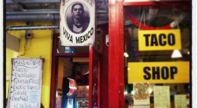 Photo of Mexican Restaurant Viva Mexico Taco Shop at 210 Left Bank, Wellington 6021, New Zealand