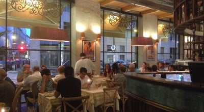 Photo of Italian Restaurant Il Tavolino at Via G. Fara, 23, Milan 20124, Italy