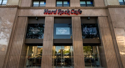 Photo of American Restaurant Hard Rock Cafe at Plaça De Catalunya, 21, Barcelona 08002, Spain