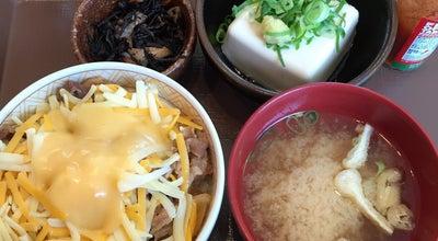 Photo of Diner すき家 500号小郡店 at 小郡江下1483-4, 小郡市 838-0141, Japan