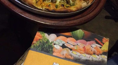 Photo of Japanese Restaurant Kekieh Sushi Bar e Pizzaria at R. Oceano Atlântico, 772, Cabedelo 58102-252, Brazil