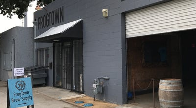 Photo of Brewery FrogTown Brewery at Los Angeles, Ca, United States