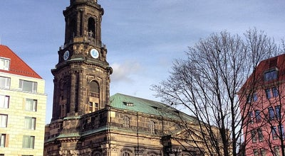 Photo of Church Kreuzkirche at An Der Kreuzkirche 6, Dresden 01067, Germany