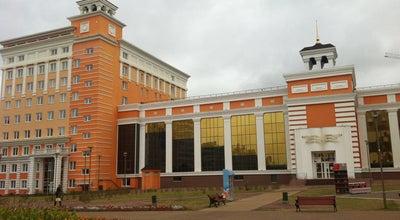 Photo of Library Библиотека им. А. С. Пушкина at Russia