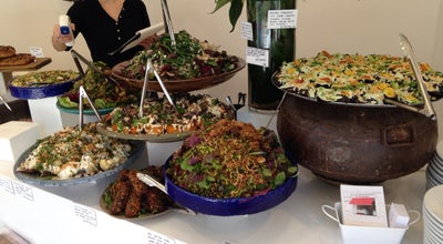 Photo of Mediterranean Restaurant Ottolenghi at 55 Artillery Ln, Spitalfields E1 7LJ, United Kingdom