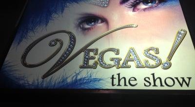 Photo of Theater VEGAS! The Show at 3663 Las Vegas Blvd S, Las Vegas, NV 89109, United States
