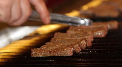 Photo of Steakhouse İki Kardeşler Kasap & Mangalda Et at Hürriyet Mah. Necip Fazıl Kısakürek Cad. Mirador Park İş Merkezi, Süleymanpaşa, Tekirdağ 59030, Turkey