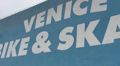 Photo of Skate Park Venice Bike and Skate at 21 Washington Blvd, Marina Del Rey, CA 90292, United States