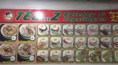 Photo of Breakfast Spot TEBanZ Batchoy & Tapsilogan at Q. Abeto Street, Iloilo City, Philippines