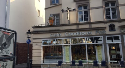Photo of Cafe Cafe Feit at Oberstrasse 30, Ratingen, Germany