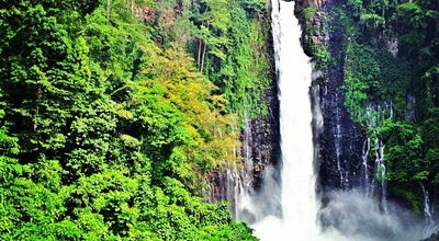 Photo of Scenic Lookout Maria Cristina Falls at Nature's Park, Iligan City, Philippines