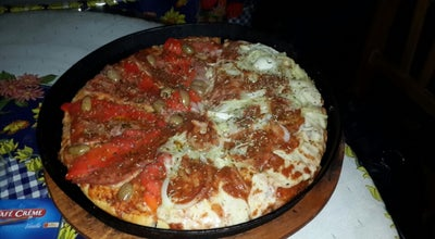 Photo of Pizza Place El Galeon at Mcal Estigarribia C/ Pai Perez, Asuncion, Paraguay