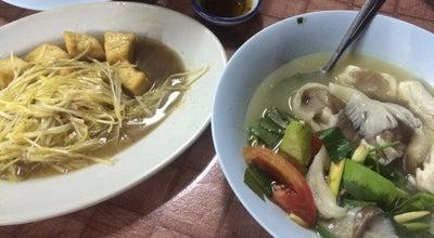 Photo of Asian Restaurant ร้านเจ๊หงษ์ at เมือง 86000, Thailand