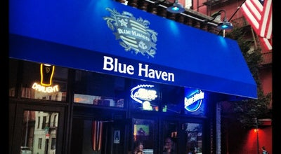 Photo of Sports Bar Blue Haven at 108 W Houston St, New York, NY 10012, United States