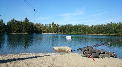 Photo of Lake Albert Dyck Park at Canada