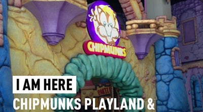 Photo of Playground Chipmunks Playland & Cafe at Lenmarc Mall, Lt. 2 & 3, Surabaya, Indonesia