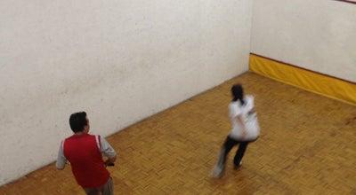 Photo of Tennis Court Squash Balbuena at Mexico City, Mexico